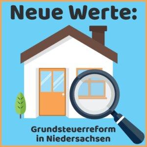 Grundsteuerreform in Niedersachsen